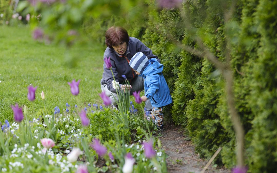 Ogród przyjazny dzieciom